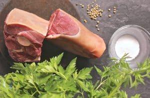 Fläsklägg, KRAV, ekologisk från Gröna Hagars Kött.