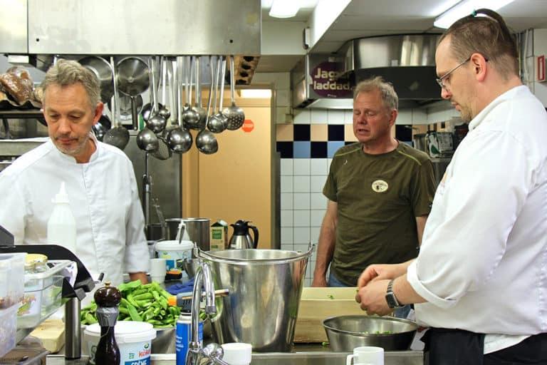 Gröna Hagars Kött levererar till Sigtunastiftelsen.