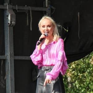 Anna Bergendahl.