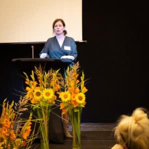 Tina Grimstedt.